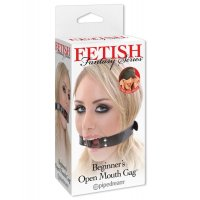 Кляп расширитель Beginner's Open Mouth Gag от Pipedream Products, Fetish Fantasy Series