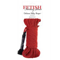 Бондажная веревка Deluxe Silky Rope 9,75 м. от Pipedream Products