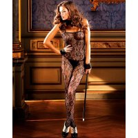 Комбинезон Lace Bodystocking от BACI Lingerie