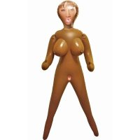 Кукла India Nubian Love Doll от California Exotic