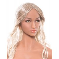 Реалистичная живая секс кукла Kitty Ultimate Fantasy Doll от Pipedream Products