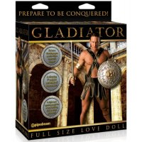 Кукла Gladiator Vibrating Doll от Pipedream Products