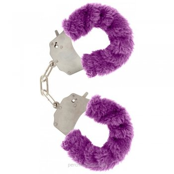 Наручники Toy Joy Furry Fun Purple (Нидерланды)