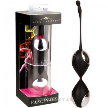 Вагинальные шарики Fascinate Limited Edition от Vibe Therapy