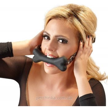 Кляп Bad Kitty Silicone Gag от Orion