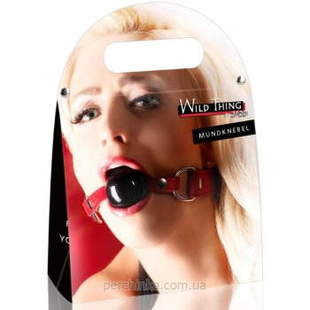 Кляп Wild Thing Mouth Gag by Zado от Orion