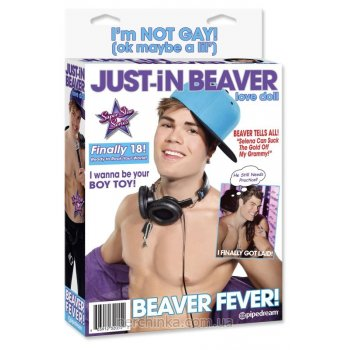 Кукла Just-In Beaver Love Doll от Pipedream Products