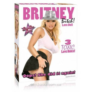 Кукла Britney Bitch Love Doll от Pipedream Products