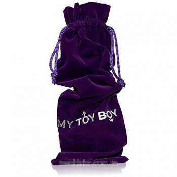 Чехол для хранения интимных игрушек My Toy Boy