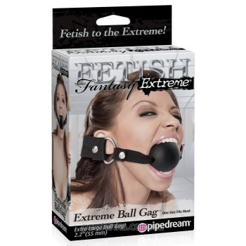 Кляп Fetish Fantasy Extreme Ball Gag от Pipedream Products