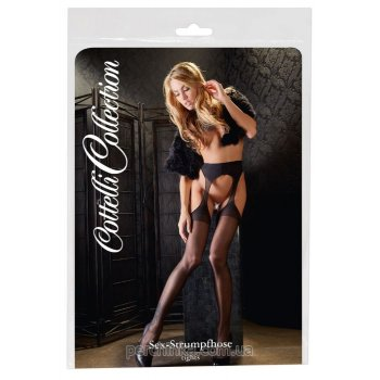 Колготки с вырезом Cottelli Collection Sex Strumpfhose Tights от Orion