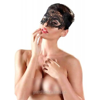 Маска на глаза Cottelli Collection Accessoires Embroidered Mask от Orion