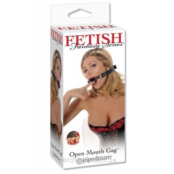 Кляп расширитель Open Mouth Gag от Pipedream Products