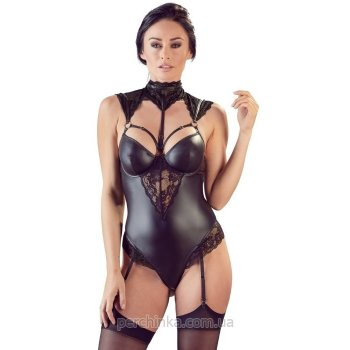 Боди Cottelli Collection Body with Suspenders от Orion