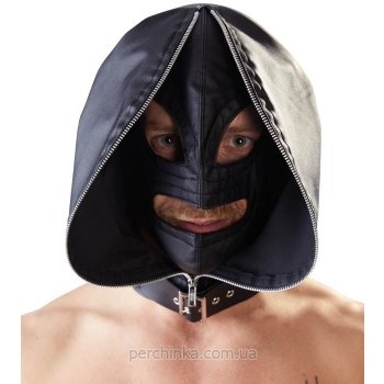 Маска палача Fetish Collection Double Mask от Orion